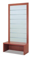 Overglass Overglass 100/S, Härdat glas
