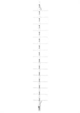 Alum Väggställ Nyckellåst väggställ