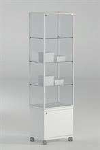Alldesign+ White Alldesign+ 51/18MP 51x37xh180cm