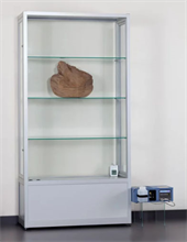 Kundanpassade Klimatkontrollerad glasmonter