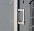 Bild 2 Nyckellåst bågställning XL