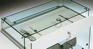 Bild 2 Bordsmonter, display med låda för smycken ur guld